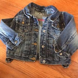 GAP denim jacket 2T